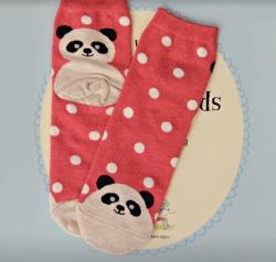 Носки Панда (горох)